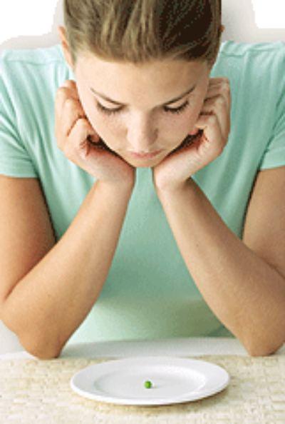 anorexica Anorexia y Bulimia en la Adolescencia.