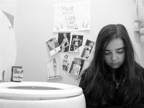 bulimica Anorexia y Bulimia en la Adolescencia.