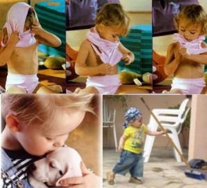 la responsabilidad en los niños