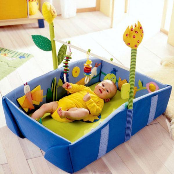 bebe estimulacion temprana Síndrome de Down (parte II). Actividades para el desarrollo psicológico