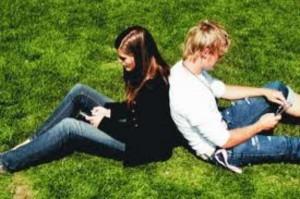 el movil en los adolescentes
