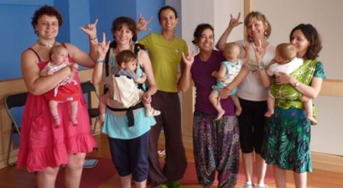 lenguaje de signos para bebe